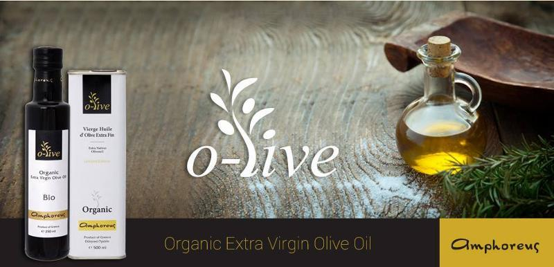 Organic olive oil in a choice of: 