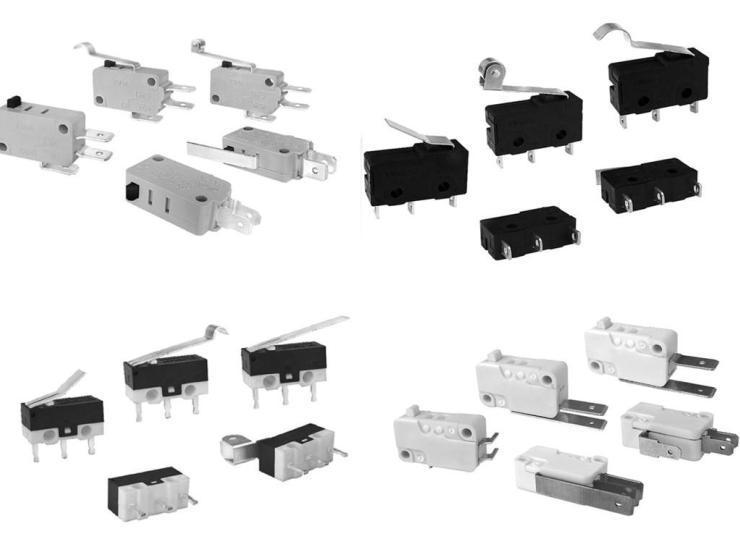 shanghai sinmar micro switches