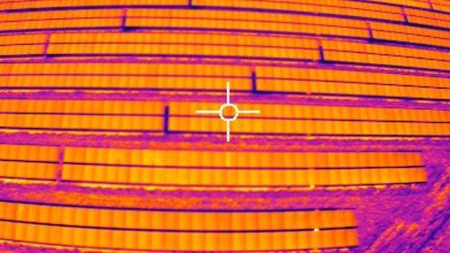 Infarot und Thermografie