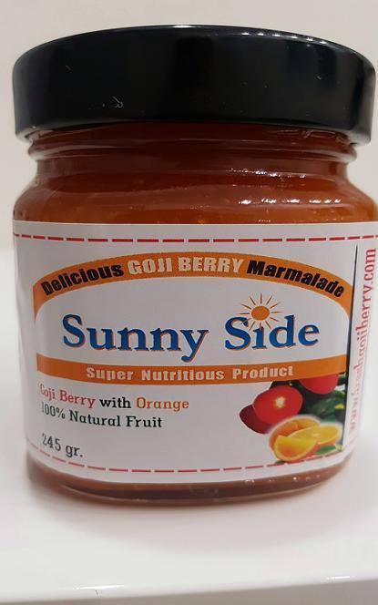 Marmalade Goji berry Orange