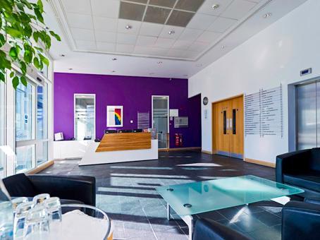The interior of our web design office located in Bristol city centre.