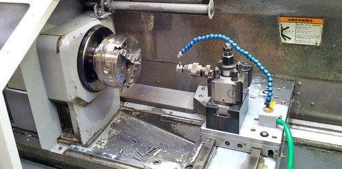 Einzelteile und Kleinstserien CNC-Drehen