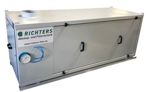 Filtergerät Entstauber