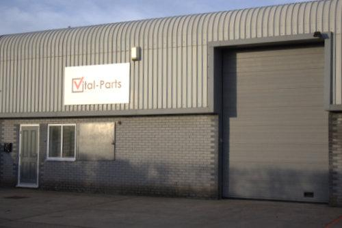 Welcome to the new Vital Parts premise, now stocking millions of different Plastic, Rubber & Metal components ready for next day delivery straight to your door.