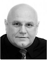 Siegfried Förg, Geschäftsführer