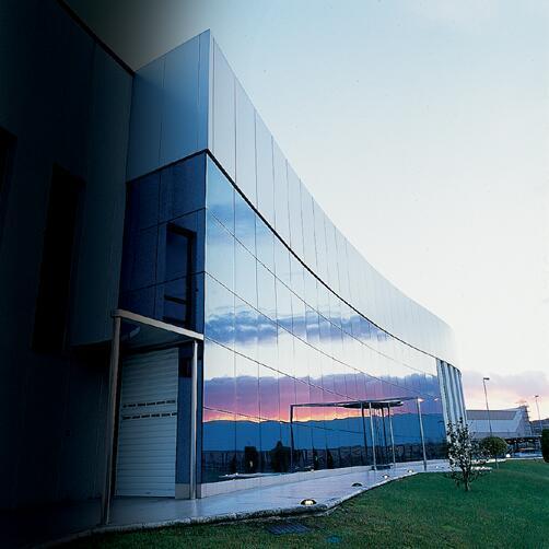 INTEMAN headquarters. Main building