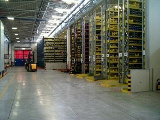 COOPERATIVA COMUNALE LOGISTICA INDUSTRIALE INTEGRATA soc.coop gestione di magazz