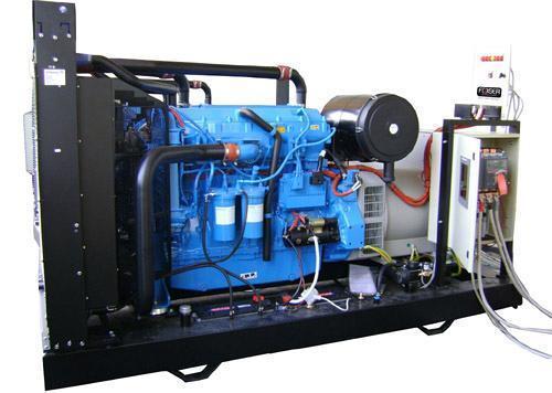 Emergency generator LPG