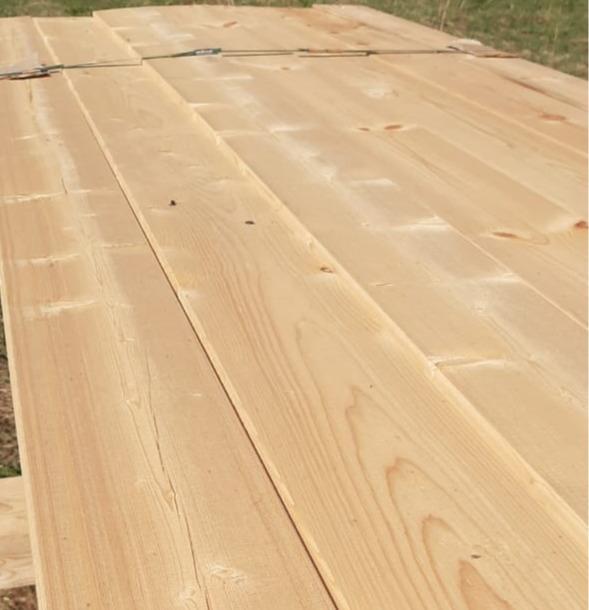 Pine, Spruce Sawn Timber