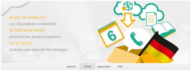 Vollwertige, professionelle Shopsoftware zur Miete. Ständige Updates. 6 Monate kostenlos.