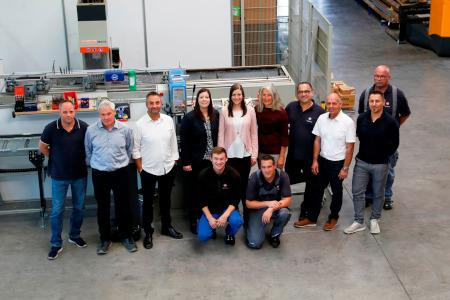 Team der Allfest GmbH