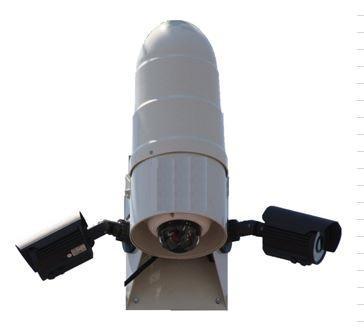 Pour surveillance et enregistrement à distance de parking, camping, terrains de sport.... Avec Borne réceptrice, antenne..  Nous consulter pour vos besoins particuliers. Transmission par Wifi.