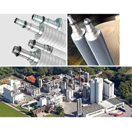 productos y servicios para la industria del cartón ondulado