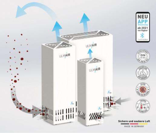 Luftreinigungsgeräte