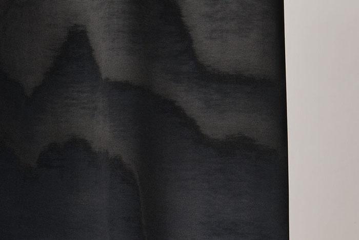 ENCA Moire libre ottoman viscose coton effet antique gros grain
