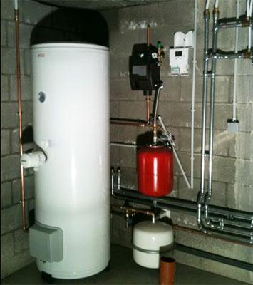 Boiler solaire Elco-Vistron 300L