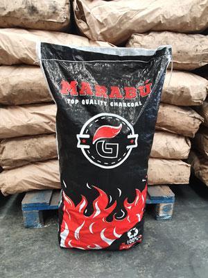 Carbón Vegetal de MARABU