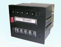 Elektromechanische Zähler