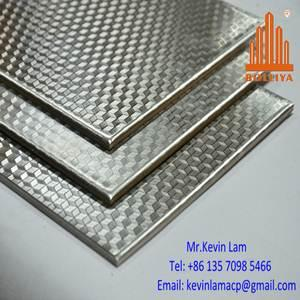 stainless steel composite panel metal building wall materials
