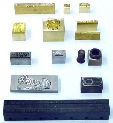 Metallstempel