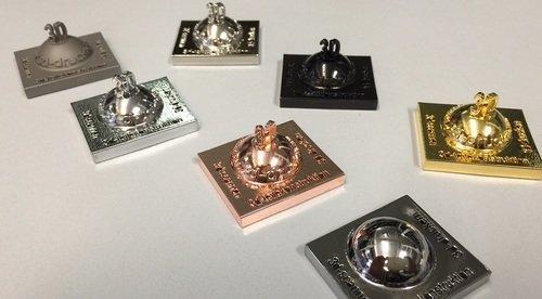 Metallisieren Rapid Prototyping Teile