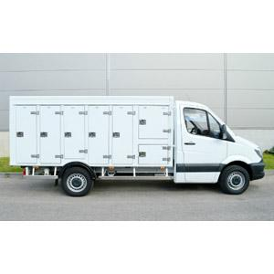 3.5T7 MultiLite – Lightweight Multi-temperature Body for your Home Deliveries