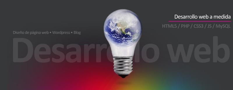 Empresa de desarrollo web a medida en Madrid