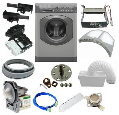 All types of Spares, Parts and Accessories for all types and Brands of Appliances