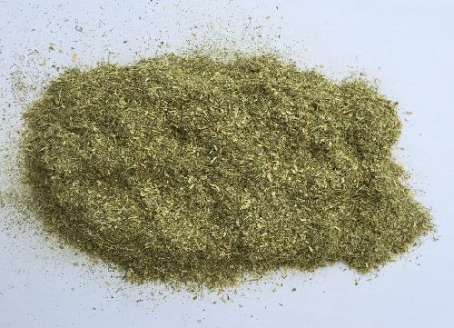 Meal alfalfa