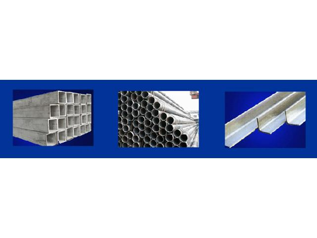 Hollow sections, hot rolled plates, Hollow Rectangular Beams, Round hollow section pipes, Beams: UPN, IPN, IPE, HEA, HEB, Merchant Bars: Flat, Square, Round, Angle, Tee, black round pipes,