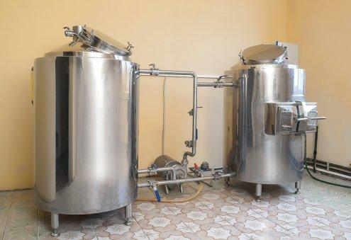 100 l brewhouse