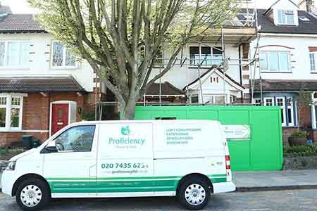 Builders Van