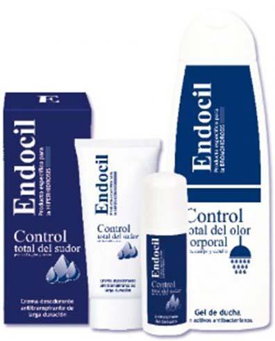 Endocil Antitranspirante y Gel de Ducha