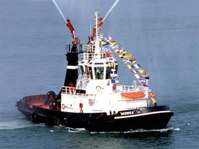 Remolque marítimo
