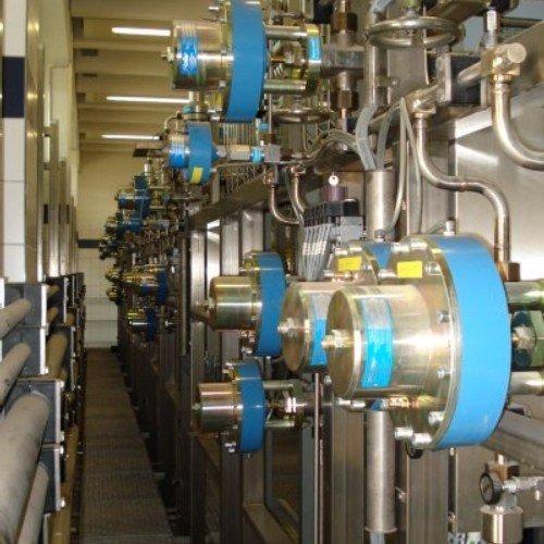 Abfüllanlage für techn. Gase bis 400 Bar