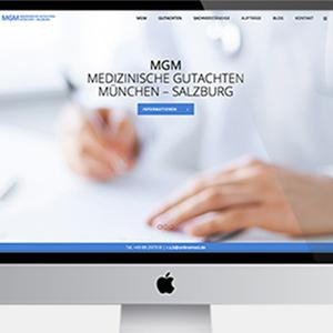 Web Design / Medical field