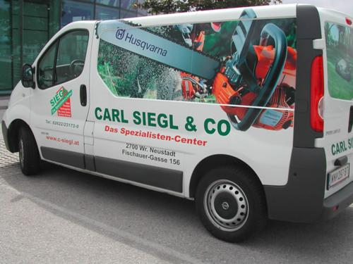 CARL SIEGL & CO KG Service