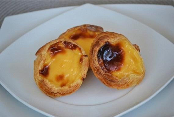 "The ""Pastel de Nata"" is one of the most recognized Portuguese cakes.