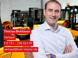 Thomas Birkhäuer - Geschäftsführer
