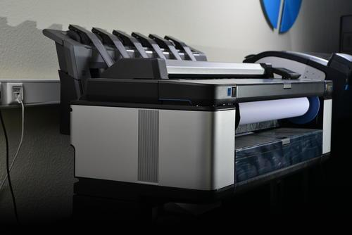 HP DesignJet 3500 MFP