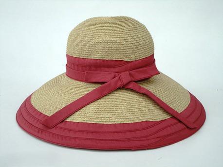 cappelli paglia donna