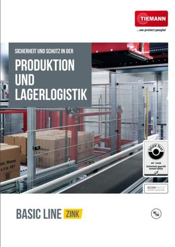 Produktion und Lagerlogistik