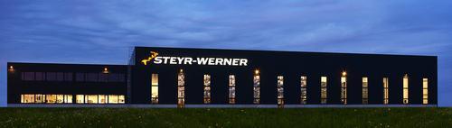 Steyr-Werner Zentrale
