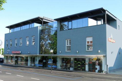 Firmensitz in Leibnitz
