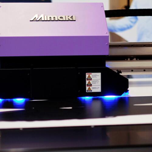 Drucktechnik von Mimaki
