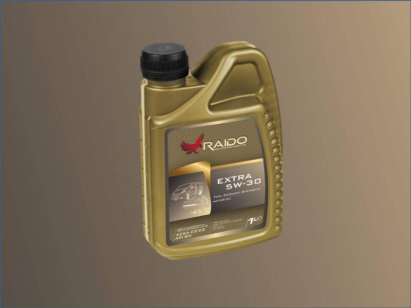 RAIDO lubricants
