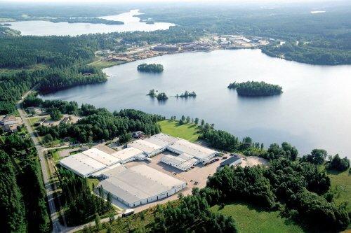 Firmenzentrale Schweden