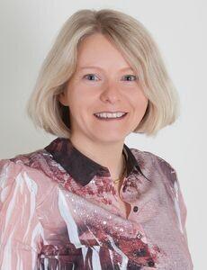 Geschäftsführerin Doreen Rogge
