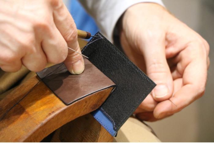 MANUFACTURE TROYENNE DE MAROQUINERIE : Artisan du cuir