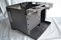 Particolari tagliati di laser e assemblati. Presenti in azienda sistemi di puntatura e saldatura robotizzata, oltre che saldatura tradizionale.